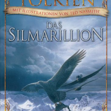 Das Silmarillion Buchcover