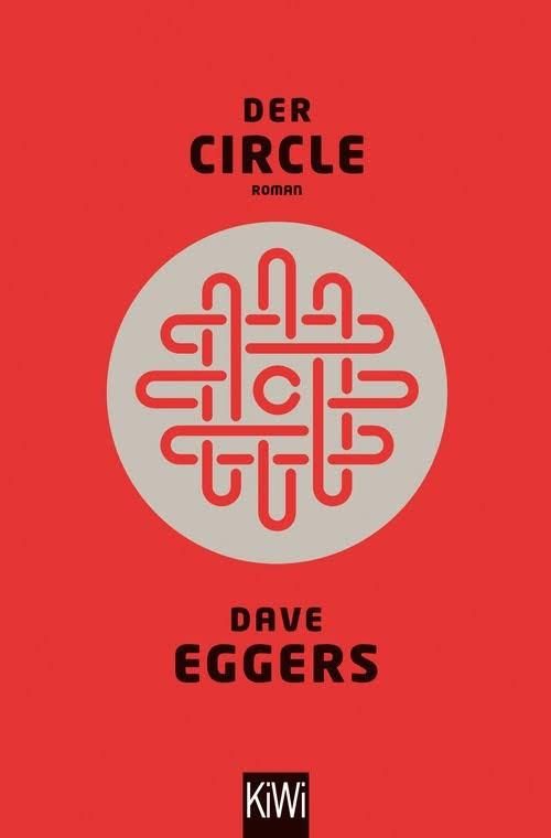Buchcover Dave Eggers - Der Circle