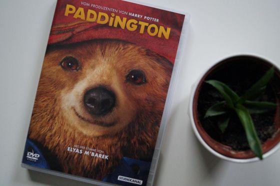 Paddington DVD-Cover