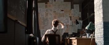Alan Turing denkt nach