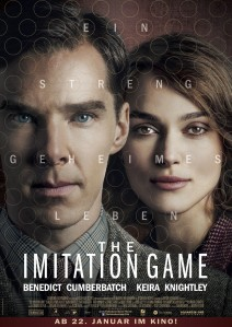 The Imitation Game Cover