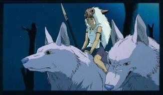 San und die Wölfe