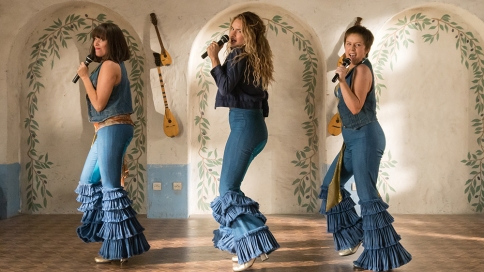 """Tanya, Donna und Rosie """"Mamma Mia!"""""""