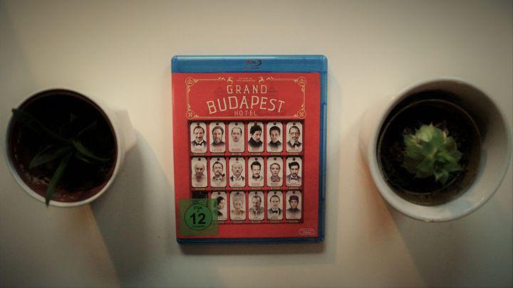 Grand Budapest Hotel Cover