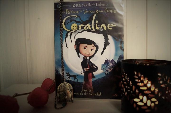 """DVD-Cover von """"Coraline"""""""