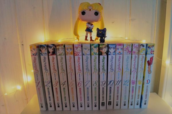 Sailor Moon Mangas