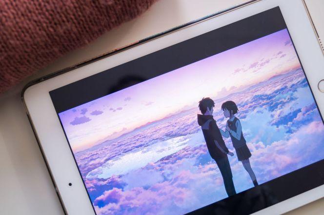 """Makoto Shinkai """"Your Name"""""""