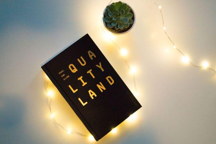 "Marc-Uwe Kling ""Qualityland"""