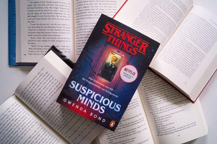 Suspicious Minds von Gwenda Bond