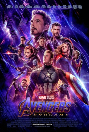 Avengers: Endgame Filmposter