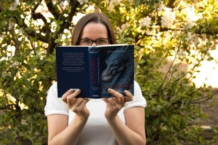 Selbstporträt mit Eragon