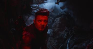 Hawkeye aka Ronin
