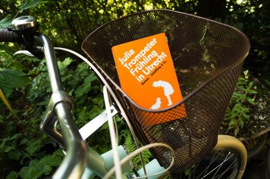 """Julia Trompeter """"Frühling in Utrecht"""" und Fahrrad"""