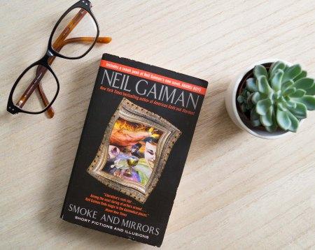 "Neil Gaiman: ""Smoke and Mirrors"""