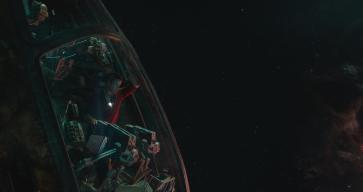 Tony Stark im Weltall