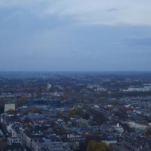 Ausblick auf Utrecht vom Dom