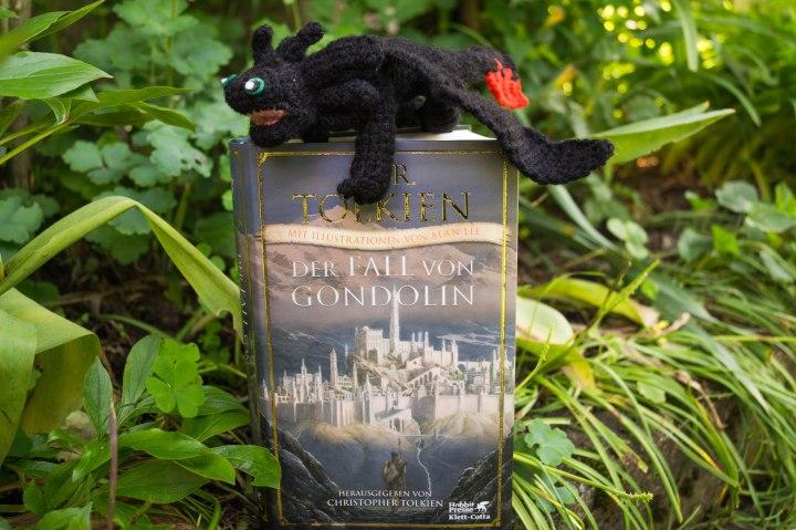 """J.R.R. Tolkien """"Der Fall von Gondolin"""""""