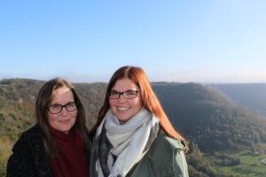 Schwesterchen und ich
