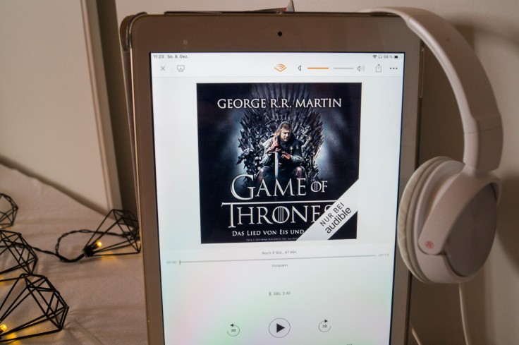 Hörbuch George R. R. Martin: Game of Thrones 1