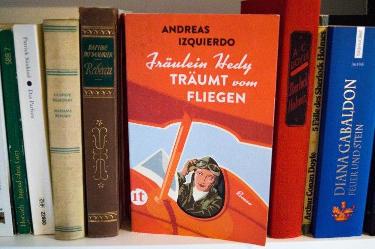 Fräulein Hedy träumt vom Fliegen von Andreas Izquierdo
