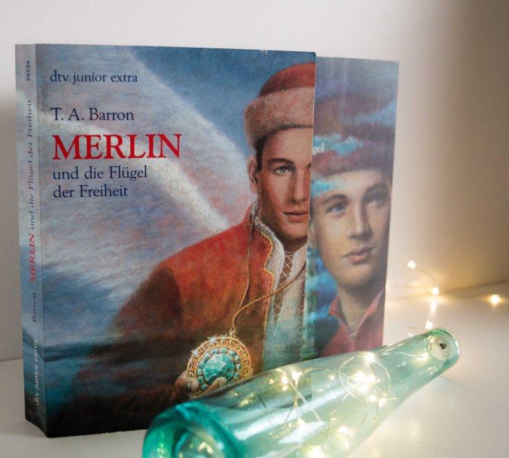 Merlin Band 4 und Band 5