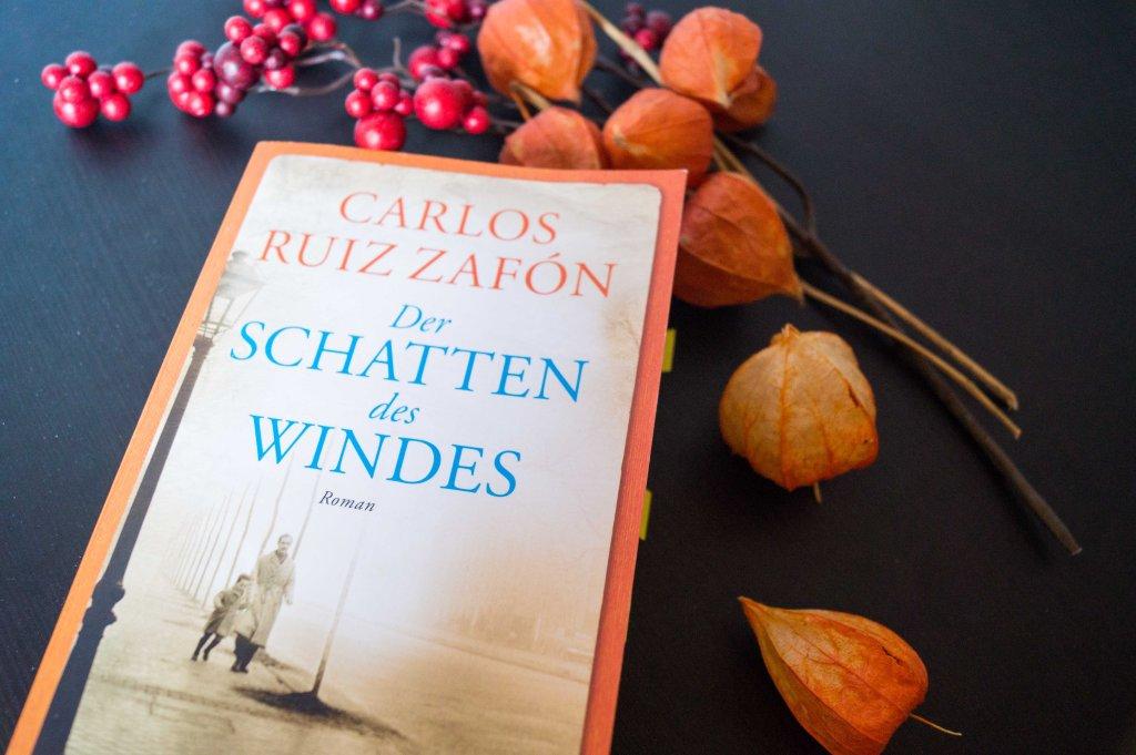 Carlos Ruiz Zafón - Der Schatten des Windes