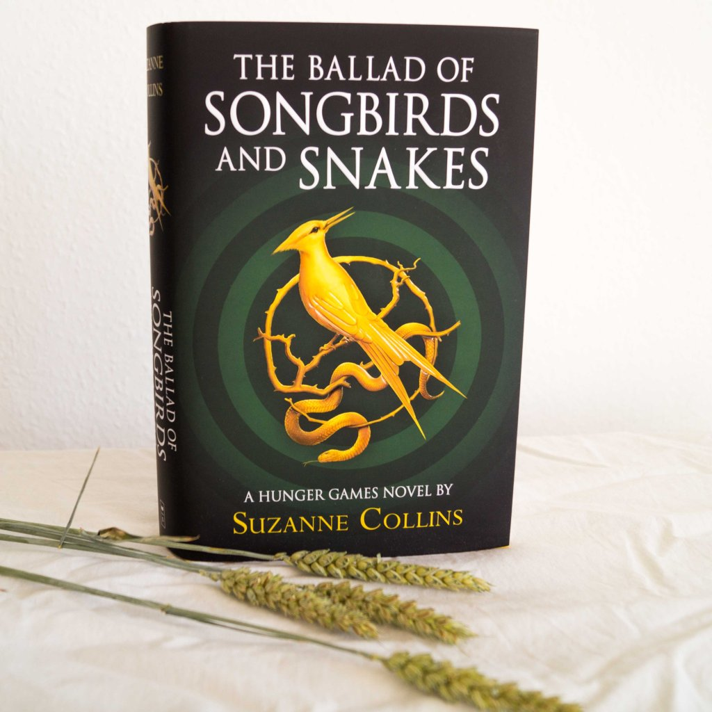 Ballad of Songbirds and Snakes von Suzanne Collins