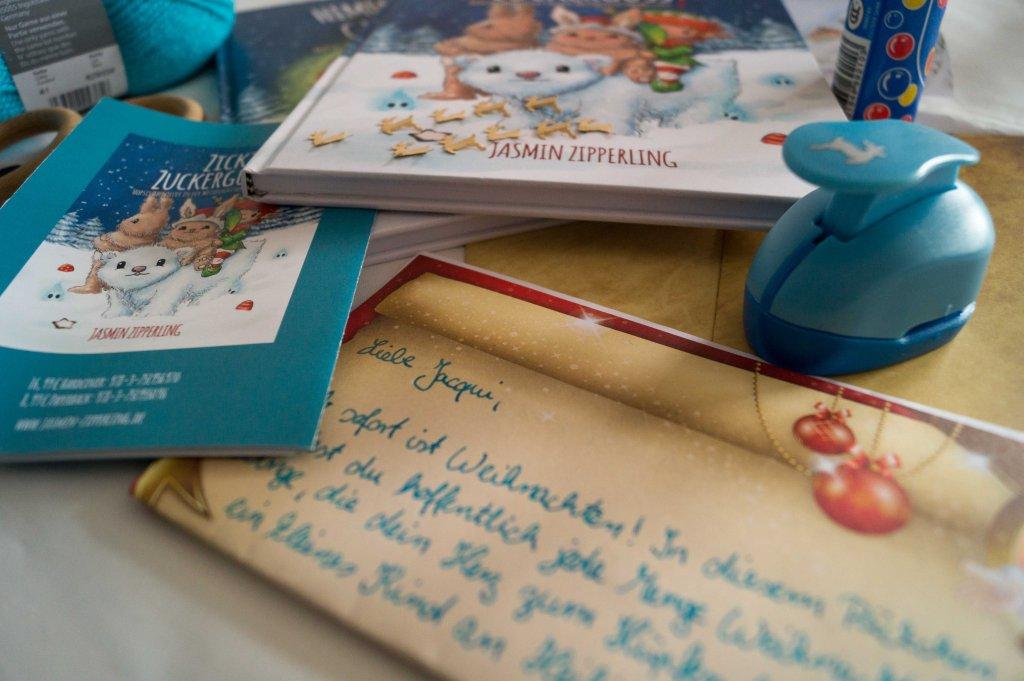 Jasmins Paket für Blogger