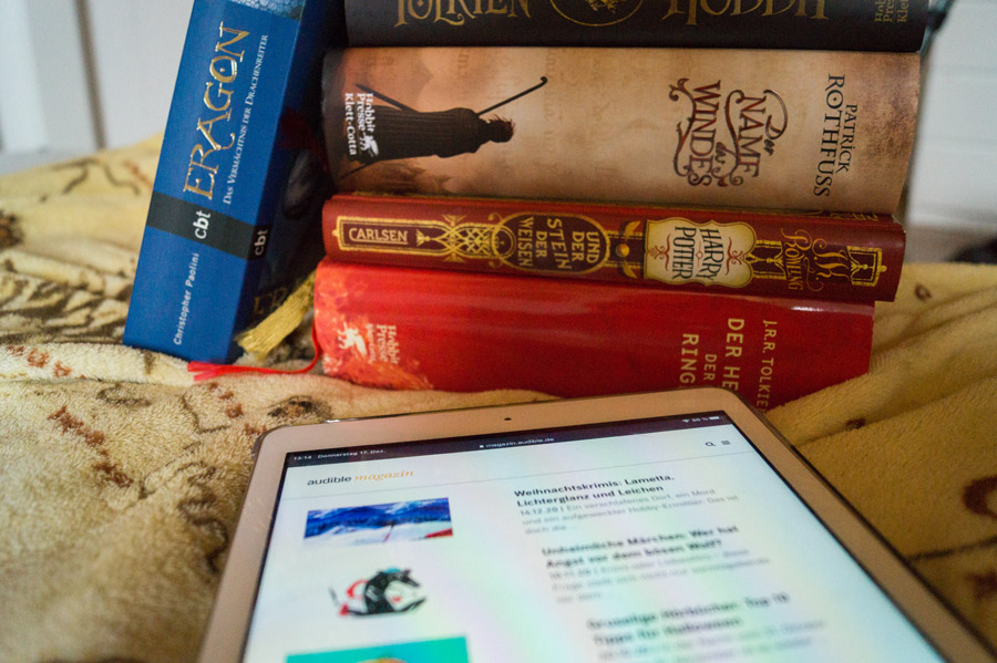 Fantasy-Beiträge über Fantasy-Literatur