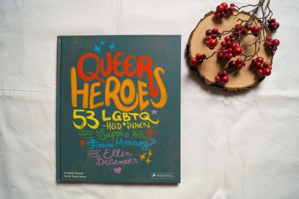 Arabelle Sicardi - Queer Heroes