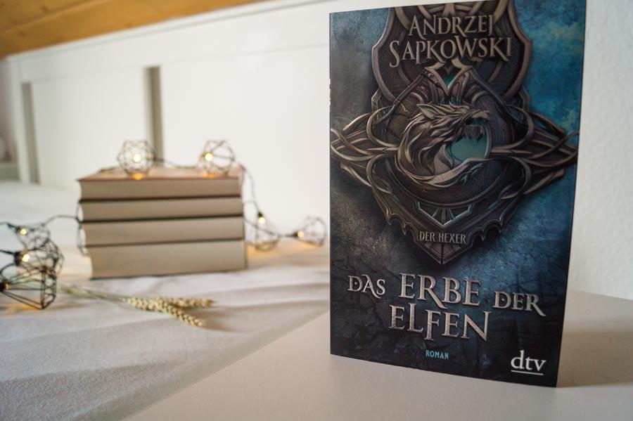 """Bild des Buches """"Das Erbe der Elfen"""" von Andrzej Sapkowski"""