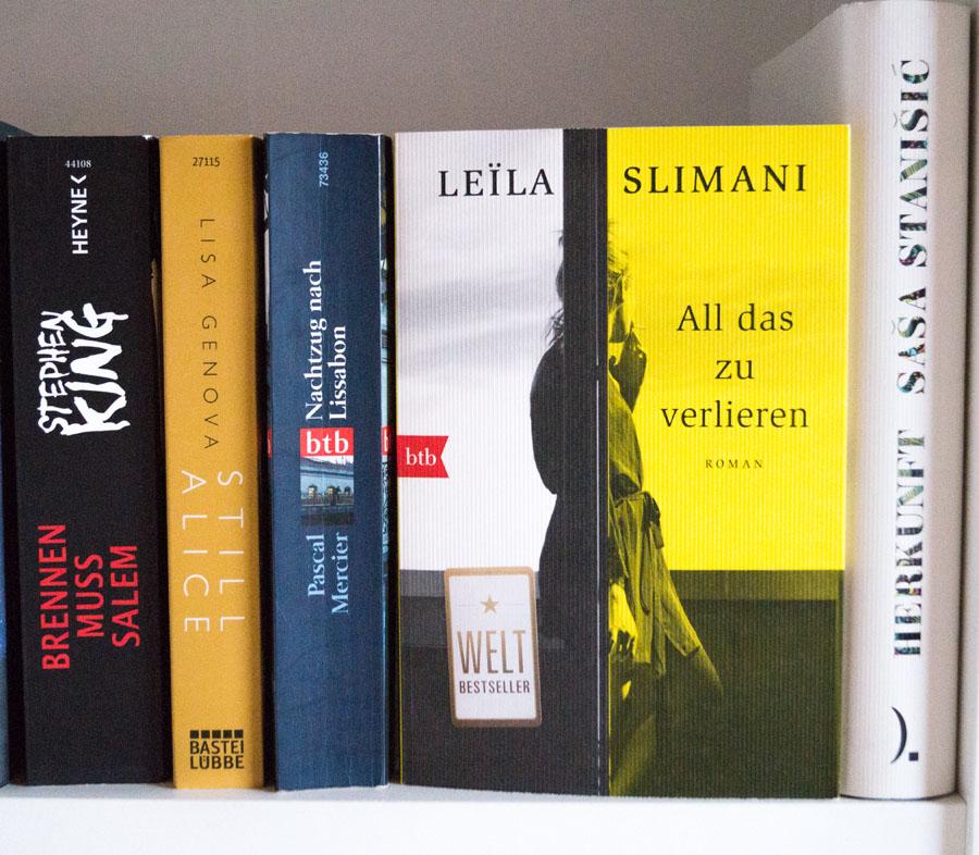 Leila Slimani - All das zu verlieren
