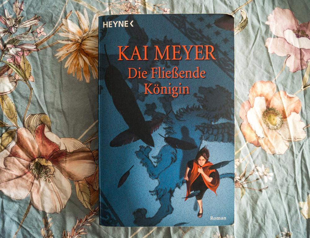 """Bild vom Buch """"Die Fließende Königin"""" von Kai Meyer"""