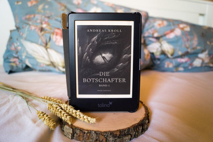"""Buch """"Die Botschafter"""" von Andreas Kroll"""