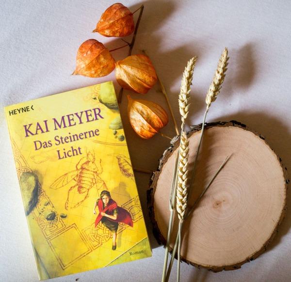 """Buch von Kai Meyer """"Das steinerne Licht"""", Merle-Zyklus Band 2"""