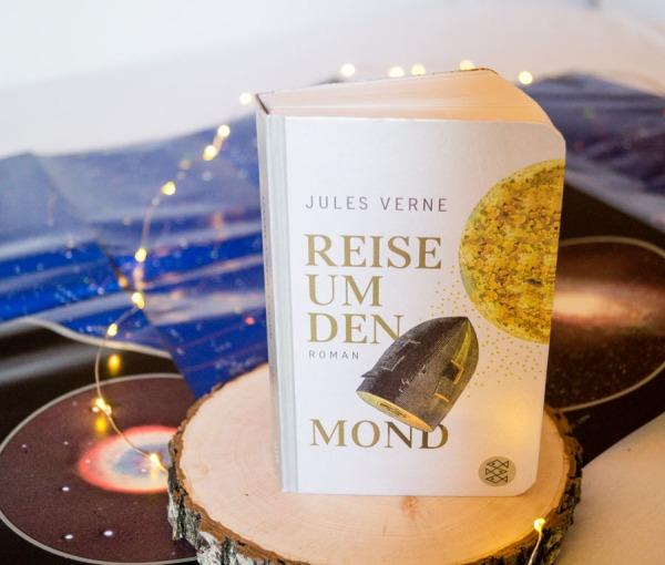 Jules Verne - Reise um den Mond