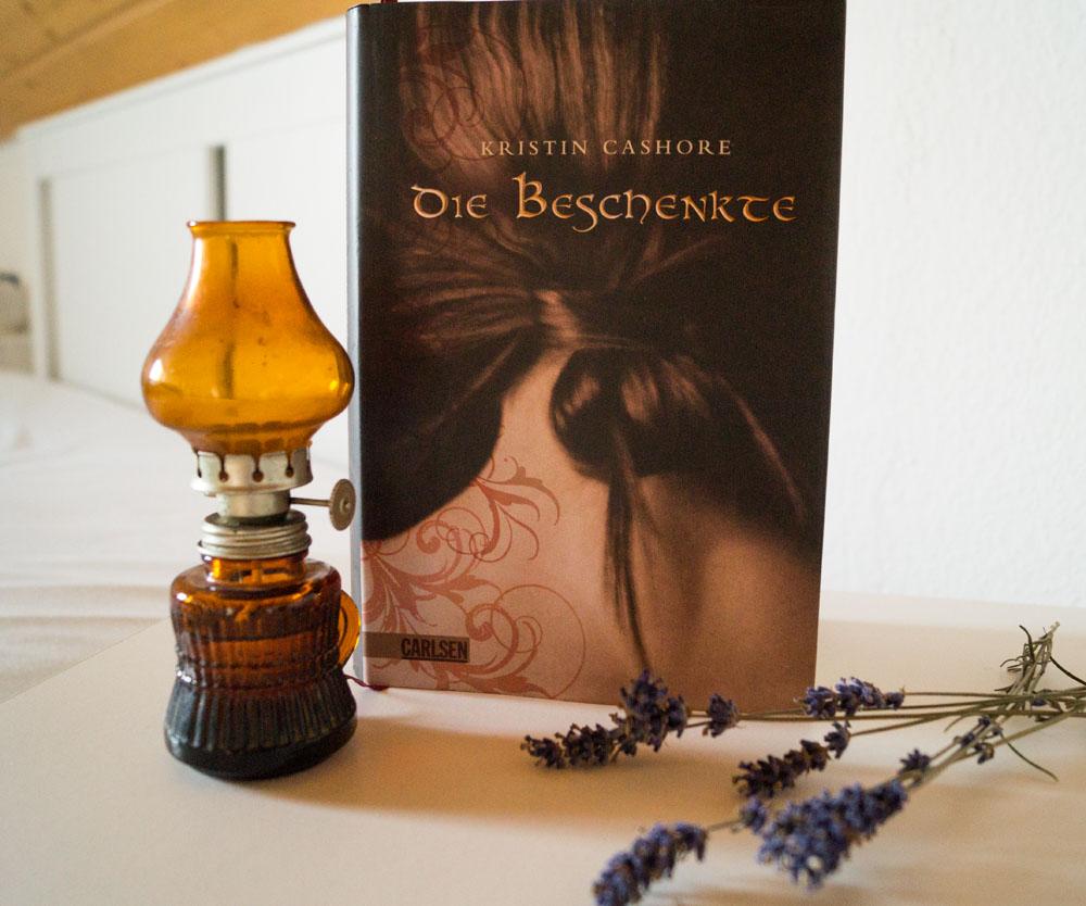 """Buch von Kristin Cashore """"Die Beschenkte"""""""